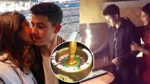 Priyanka Chopra Bets Her Money On Fiance Nick Jonas With A Unique Birthday Cake