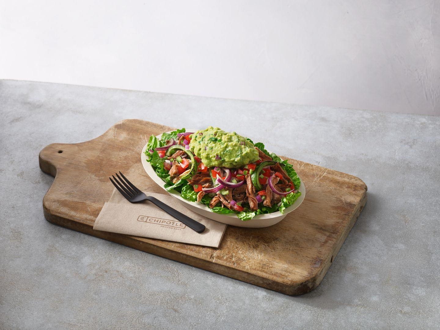 Chipotle Added Paleo, Whole30, and Keto-Friendly Bowls To ...