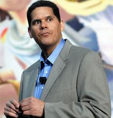 Reggie Fils-Aime: Wii users don't care for Netflix HD
