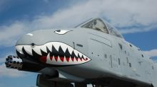 "Boeing Gets Almost $1 Billion to Keep the A-10 ""Warthog"" Flying"