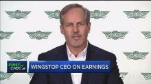 Wingstop CEO: Working on vision of becoming a top 10 glob...