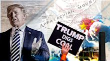 Inside Trump's plan to save Appalachia: Mountains of plastic, rivers of radioactive waste and billions of Chinese dollars