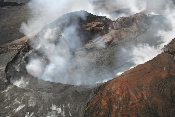 Kilauea Eruption Triggered Unusually Strong Earthquakes