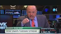 Cramer: These Morons and Idiots are 'Killing The System'