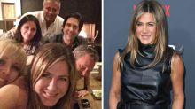 Jennifer Aniston breaks the internet with Instagram debut