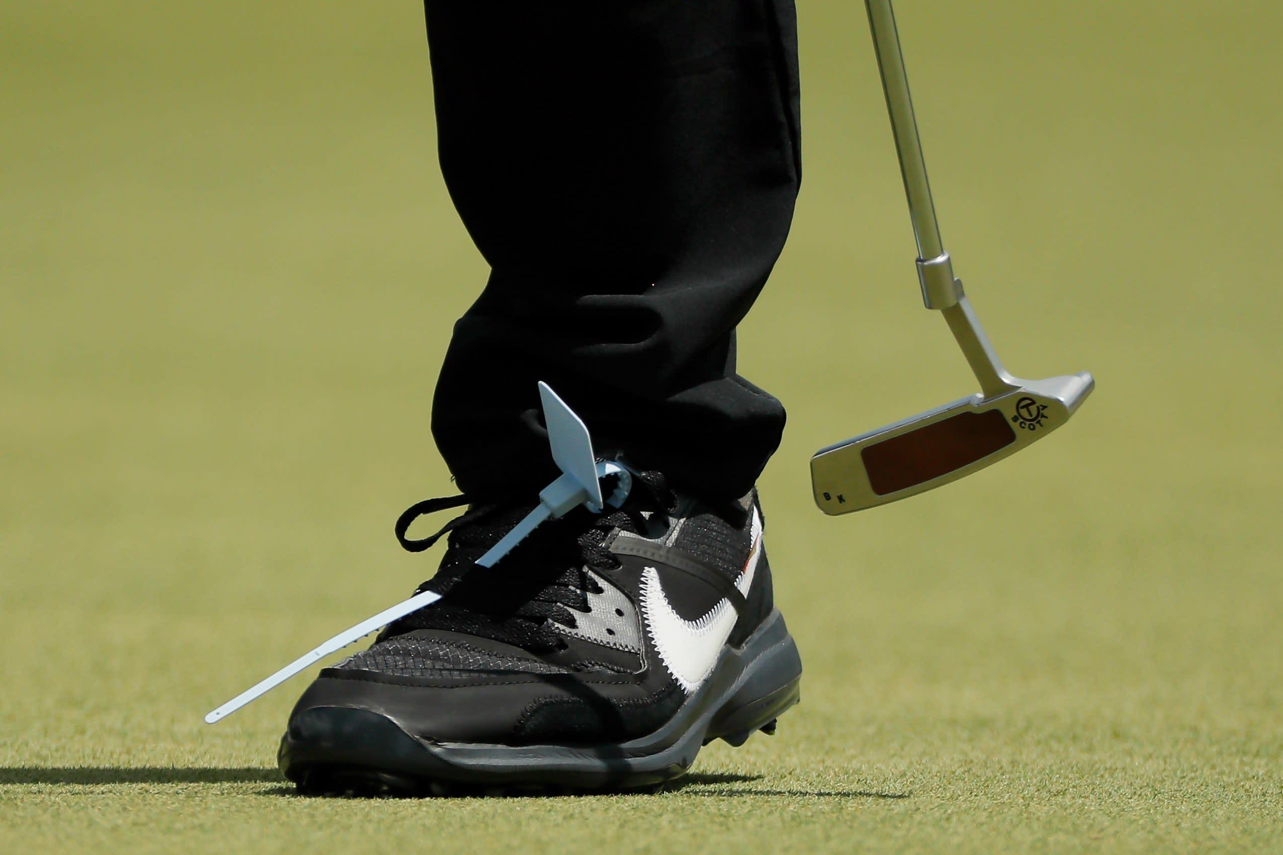 brooks koepka nike golf shoes
