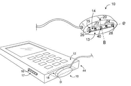 Microsoft applies to patent MagSafe-like magnetic power and data coupling