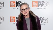 Report: Carrie Fisher Suffers Cardiac Arrest on Plane