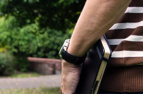 Like Moleskine? You'll love the BUKcase iPad case