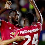 Lukaku aiming to emulate Ronaldo at Man Utd