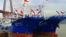 Pingtan Marine Enterprise Announces Second Batch of 3 New Fishing Vessels Sailing to Sea