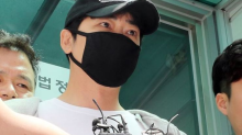 S. Korean prosecution unit appeals against actor Kang Ji-hwan's suspended sentence for rape