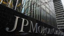 JPMorgan Falls 3%