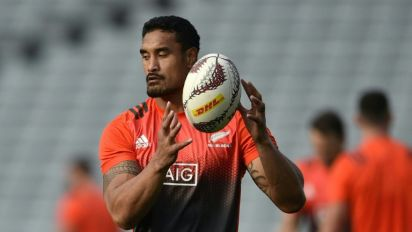 All Black Kaino denies intent to hurt Murray