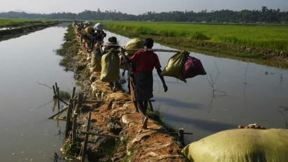 UN urges end to Myanmar attacks against Rohingya