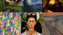 30 artworks to see before you die, from Mona Lisa to The Great Wave