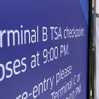 TSA security checkpoint at Houston airport to remain closed Monday due to staffing shortage