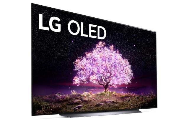 LG dials up the brightness on its 2021 mid-range OLED TVs