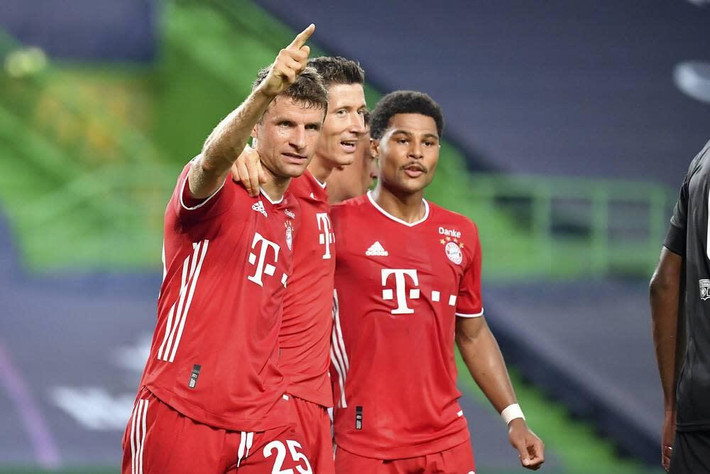 Bayern MГјnchen Rekorde