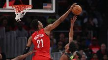 Blazers Season Review: Whiteside Stands Tall in the Post