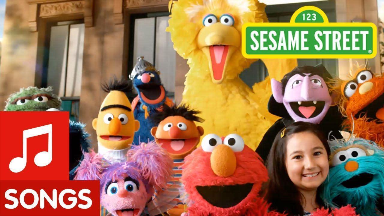 Listen to the New 'Sesame Street' Theme Song