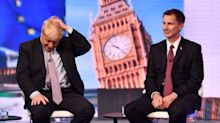 Boris Johnson and Jeremy Hunt's Low-Tax Doomsday Plan