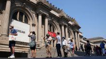 A New York, le Metropolitan Museum rouvre et chouchoute les cyclistes