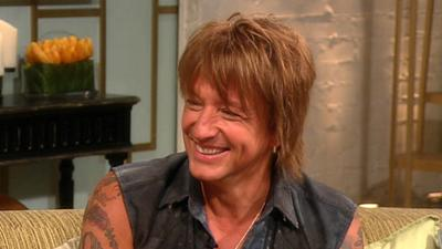 Richie Sambora Talks Making His New Solo Album - 'Aftermath Of The Lowdown'