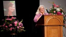 Heather Heyer's mother offers passionate eulogy
