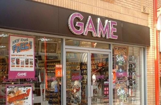 UK retailer Game closing many of its stores