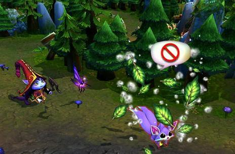The Summoner's Guidebook: Teaming up to fight in League of Legends