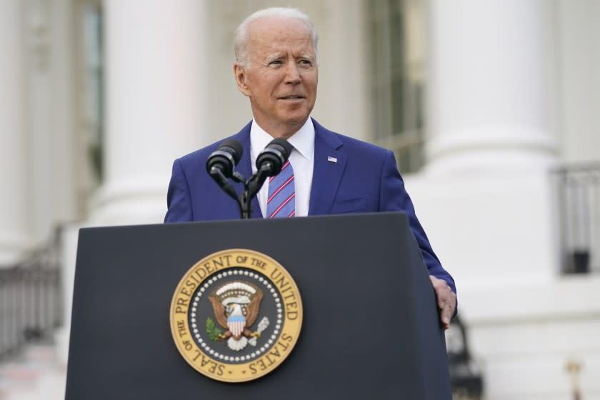 Biden presses COVID-19 vaccination campaign as Delta coronavirus variant spreads