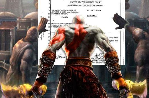 Peruse the God of War copyright infringement judgment