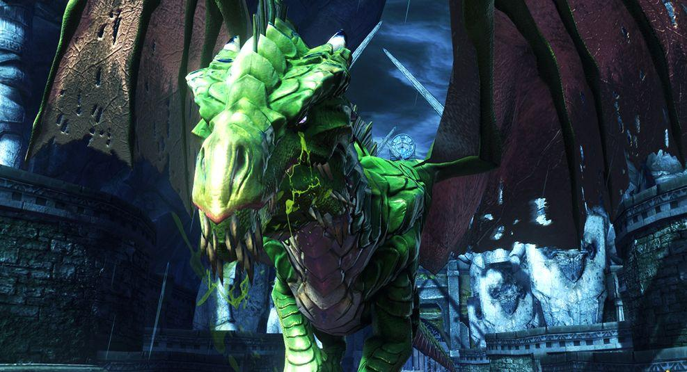 PSA: Xbox One's First MMO, Neverwinter, Now Available