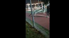 Teen dies after basketball hoop structure falls on him in Bedok