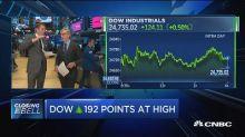 Stocks bounce back after tech-led selloff