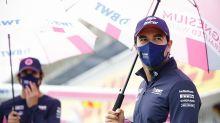 DIRETO DO PADDOCK: Pérez ameaçado de não correr GP da Grã-Bretanha