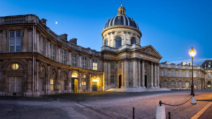 """L'Institut de France crée """"France mémoire"""", indépendant de l'Etat, pour les commémorations nationales"""