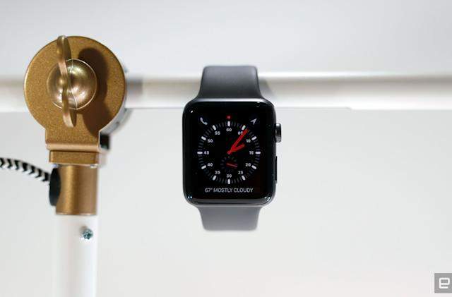 Apple Watch Series 3 owners deal with random reboots in watchOS 7