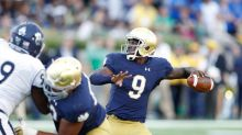 Ex-Notre Dame QB Malik Zaire officially enrolls at Florida