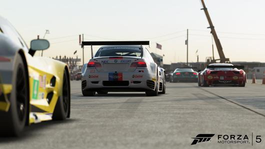 Forza 5, GRID 2 devs have fun over BAFTA award mix-up