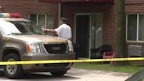 Woman found dead inside Chester home, son questioned