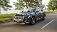 The Audi E-Tron Sportback is guilt-free luxury, and you can win one here