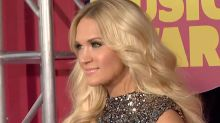 """Carrie Underwood Had the Sweetest Message for Miranda Lambert After Her Song """"Bluebird"""" Hit No. 1"""