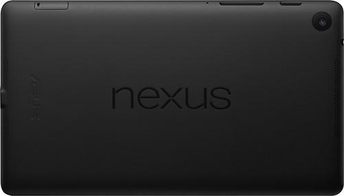 The new Nexus 7 vs. last year's model: what's changed?