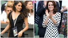 Kate and Meghan's date to watch Serena Williams at Wimbledon