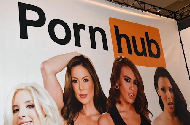 Pornhub hasn't been actively enforcing its deepfake ban