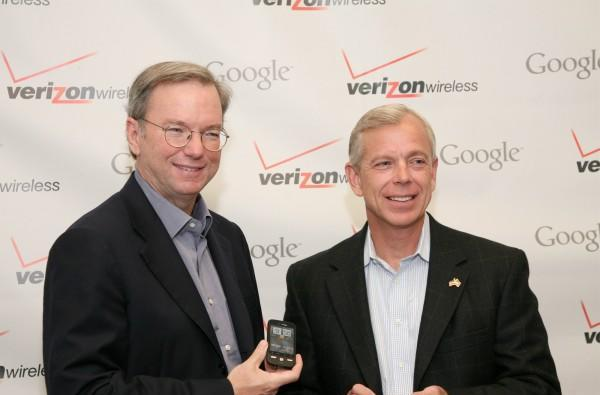Google and Verizon announcing something policy-related at 1:30PM ET -- we're liveblogging right here