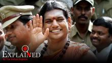 Explained: What is a Blue Corner notice, issued against Nithyananda?