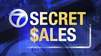 Secret Sales: Cake kits, nail polish, Spa Days